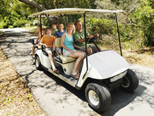We specialize in saving you money on your golf cart insurance - Call (352) 351-4121 Now!